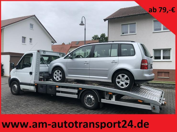 Autotransport- Abschleppdienst- Abschleppwagen 24/7