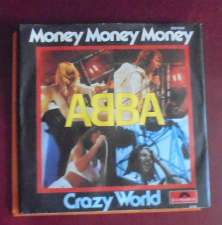 ABBA Vinyl Singles