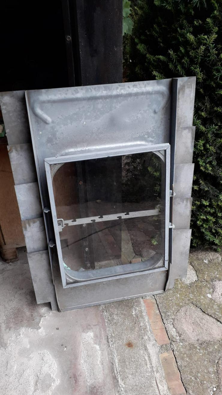 Dachausstiegsfenster, gebraucht, verzinkt