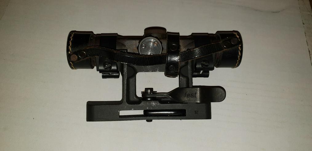 Zielfernrohr ZF4 ddx aus Wk2 fur Gewehr43