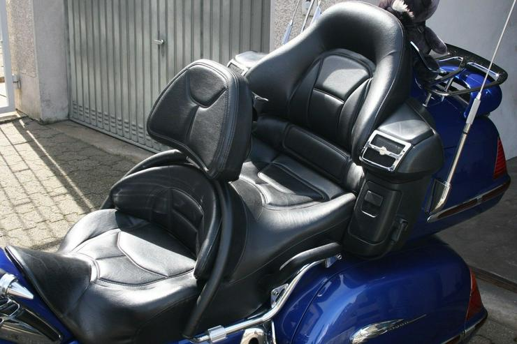 Bild 3: Honda Goldwing GL 1800 Tourer mit Topausstattung
