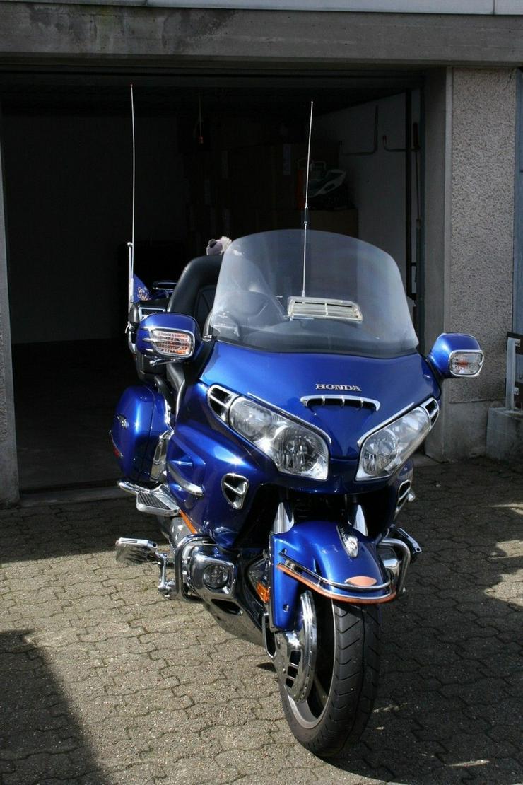 Honda Goldwing GL 1800 Tourer mit Topausstattung