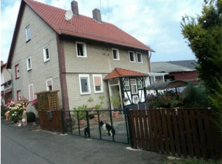Bild 6: Ländlich gelegenes Einfamilienhaus Wohnen im Grünen-Ortsrandlage