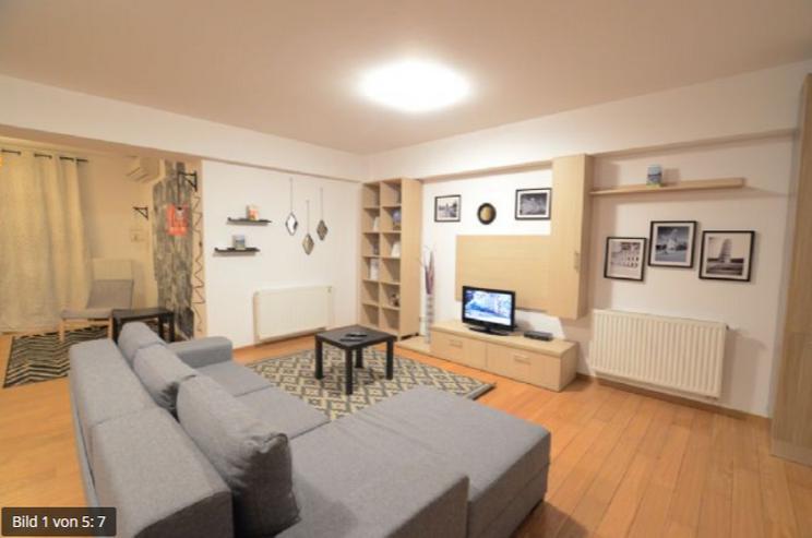 Bild 4: aufkirchen 1,5-Zimmer-Wohnung im 1. Obergeschoss mit Möbel
