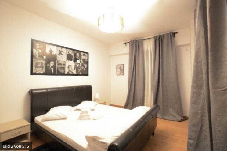 aufkirchen 1,5-Zimmer-Wohnung im 1. Obergeschoss mit Möbel - Wohnung mieten - Bild 1
