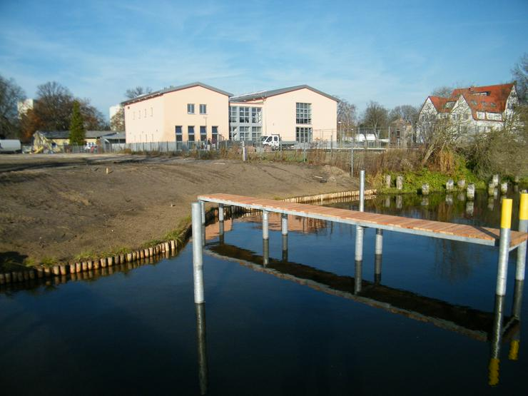Vermiete Bootsanleger/Steg in Potsdam von privat