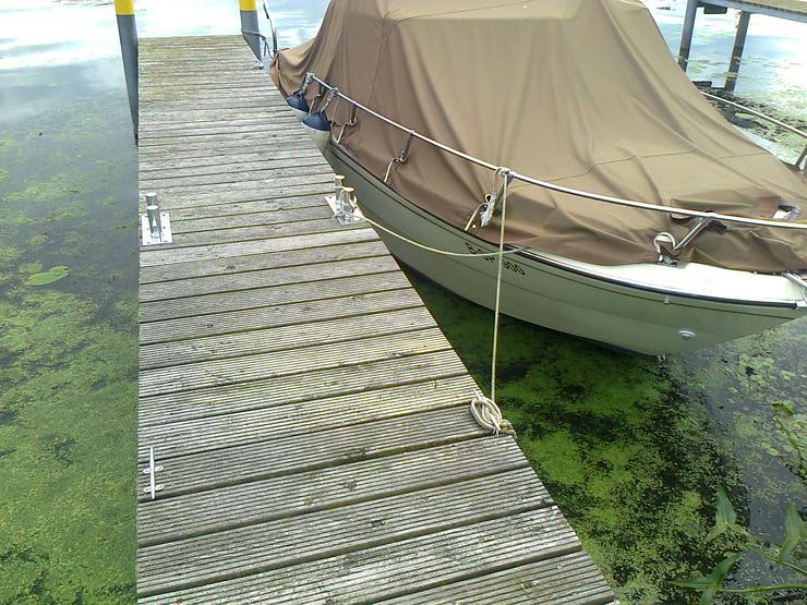Bild 6: Vermiete Bootsanleger/Steg in Potsdam von privat
