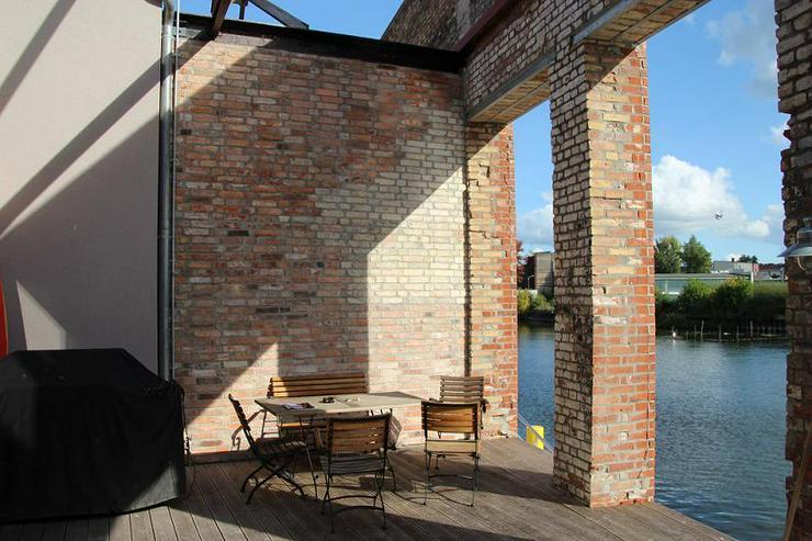 Bild 6: Antikriemchen Steinriemchen wiederverwendeter Mauerstein ökologische Ziegelriemchen Wandpanele Wandgestaltung Wandfliese