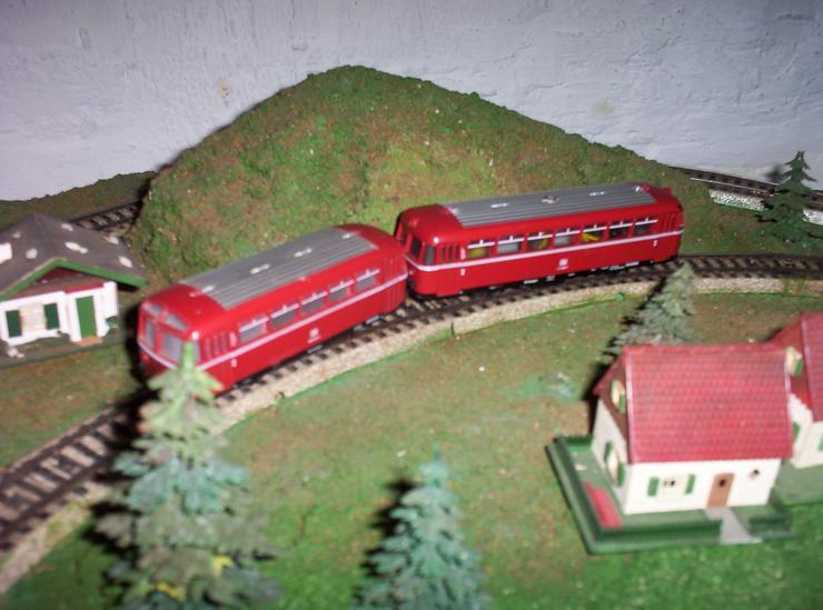 Bild 4: Märklin H0 Modellbahn 2,0m x 1,5m, mit viel Zubehör