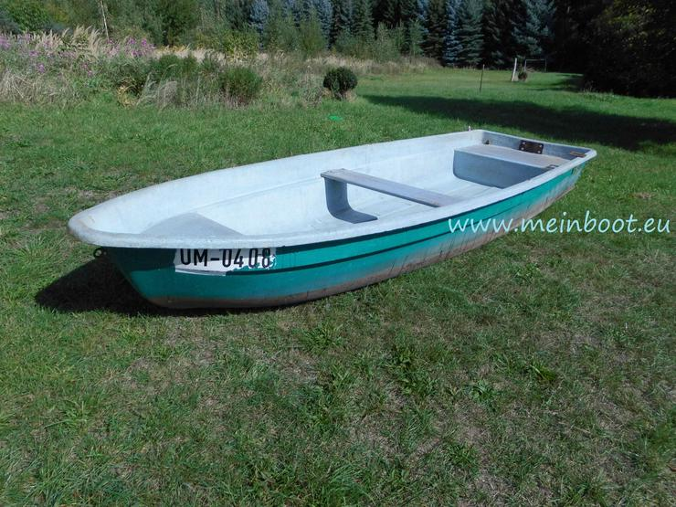 Anka 4 - Ruderboot - Angelboot - Freizeitboot