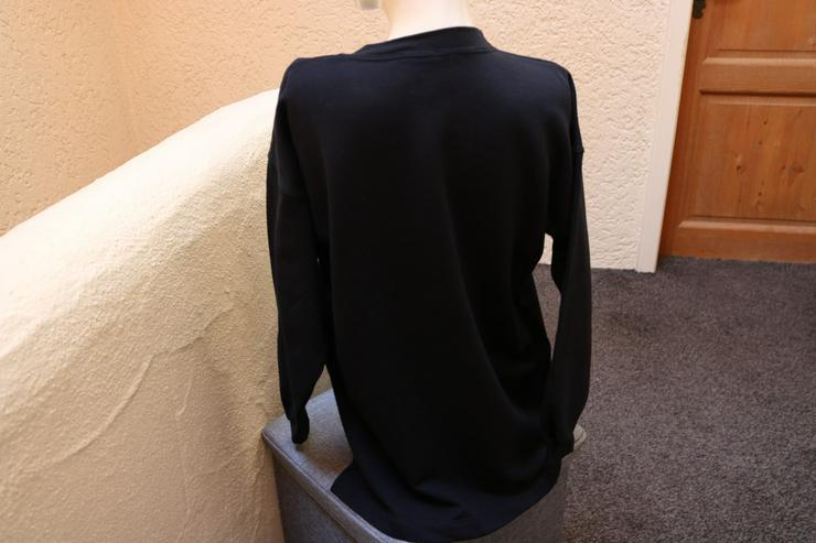 Bild 2: Sweatshirt/Print, schwarz,Neu, Gr. 164/170, Bienchen