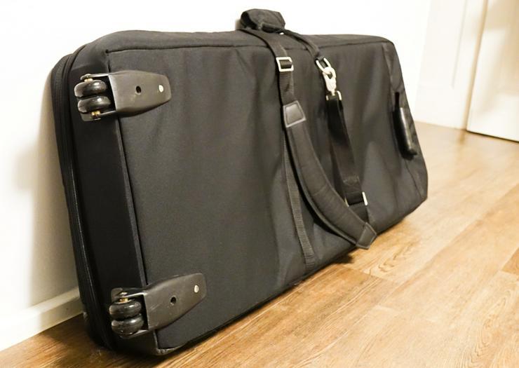 Bild 2: Yamaha Softcase • Original Tasche