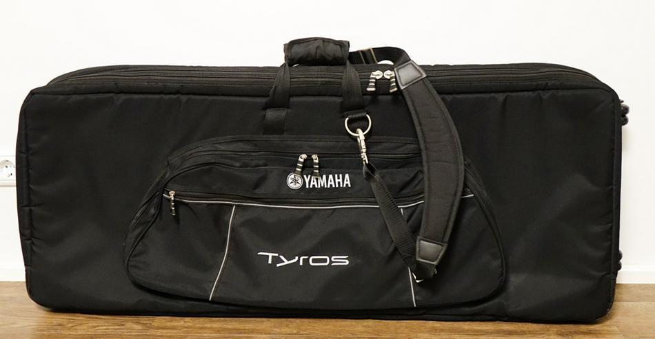 Yamaha Softcase • Original Tasche - Zubehör & Ersatzteile - Bild 1