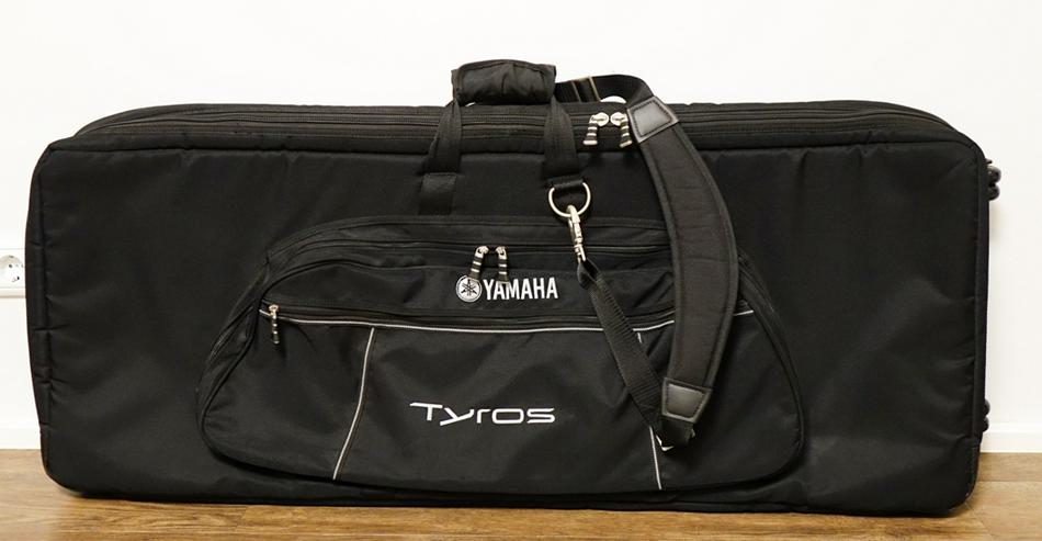Yamaha Softcase • Original Tasche