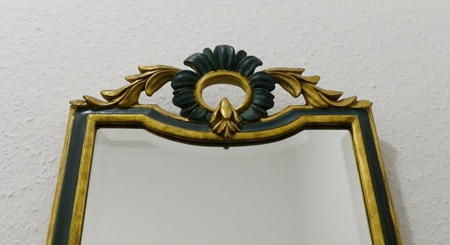 Bild 3: Wandspiegel + passender Wandregal