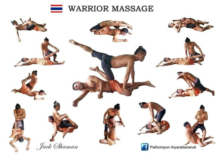 Thai Warrior Massage, Massage, Thaimassage