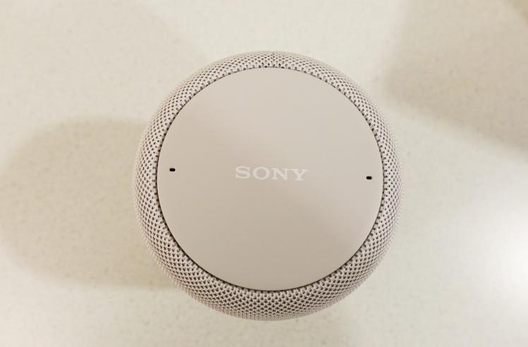 Bild 4: Sony LF-S50G kabelloser Lautsprecher mit integr. Assistent