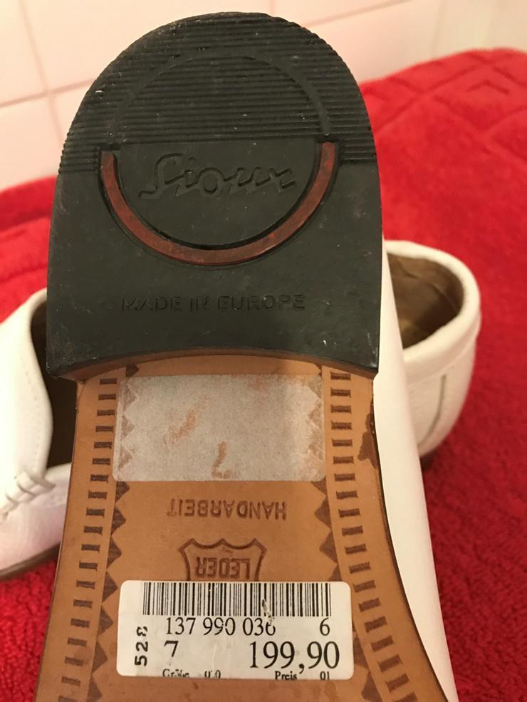 Bild 6: Schuhe Mokassin von Sioux
