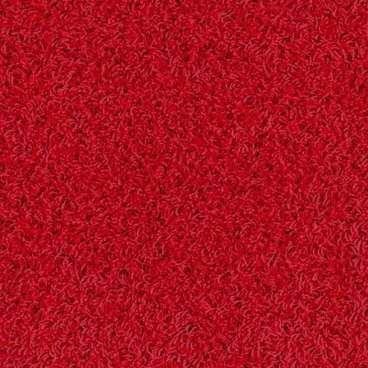 Bild 2: Günstige Hopolige rote Teppichfliesen NEU im Karton B-Wahl €2,50