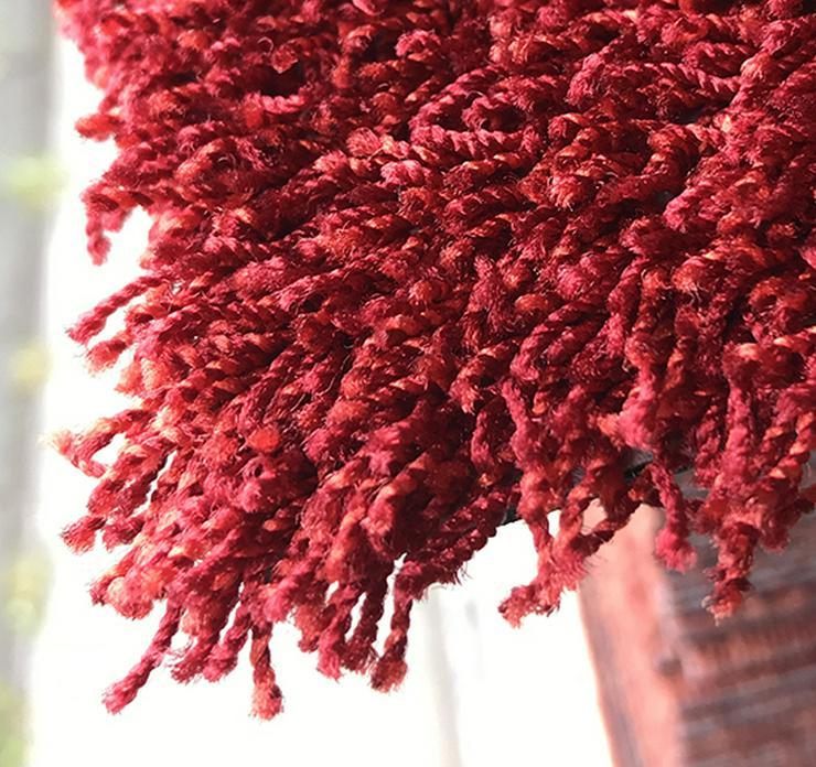 Bild 3: Günstige Hopolige rote Teppichfliesen NEU im Karton B-Wahl €2,50