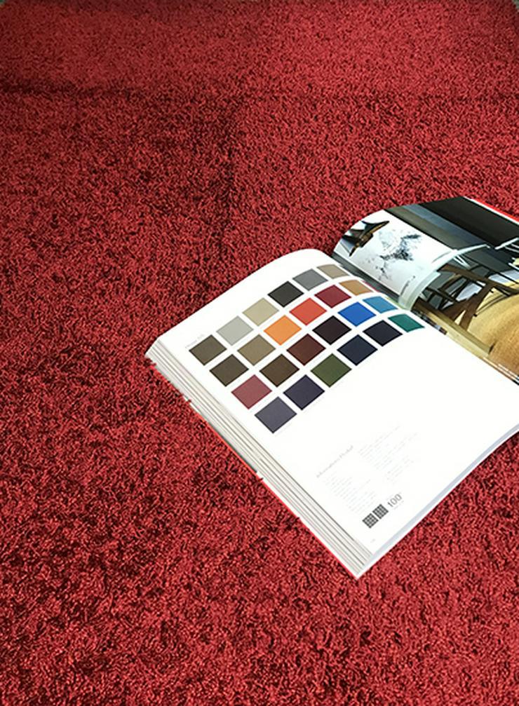 Günstige Hopolige rote Teppichfliesen NEU im Karton B-Wahl €2,50 - Teppiche - Bild 1