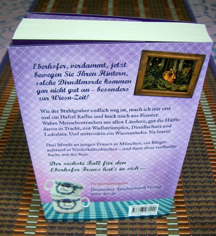 Bild 5: Biete hier ein neues ungelesenes Buch von Rita Falk Titel des Buches * Zwetschgendatschikomplott *