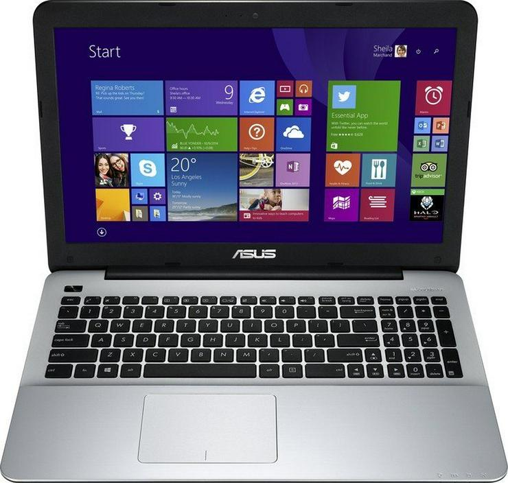 Asus R556U,Laptop,1 TB.Festplatte,8GB.Arbeitsspeicher