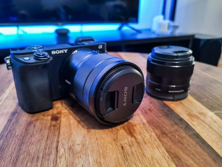 Bild 2: Sony A6300