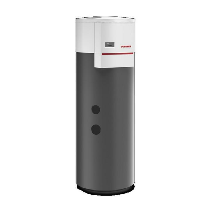 1A Luft Warmwasser Wärmepumpe OCHSNER Europa 250 DKL + Speicher. prehalle - Wärmepumpen - Bild 1