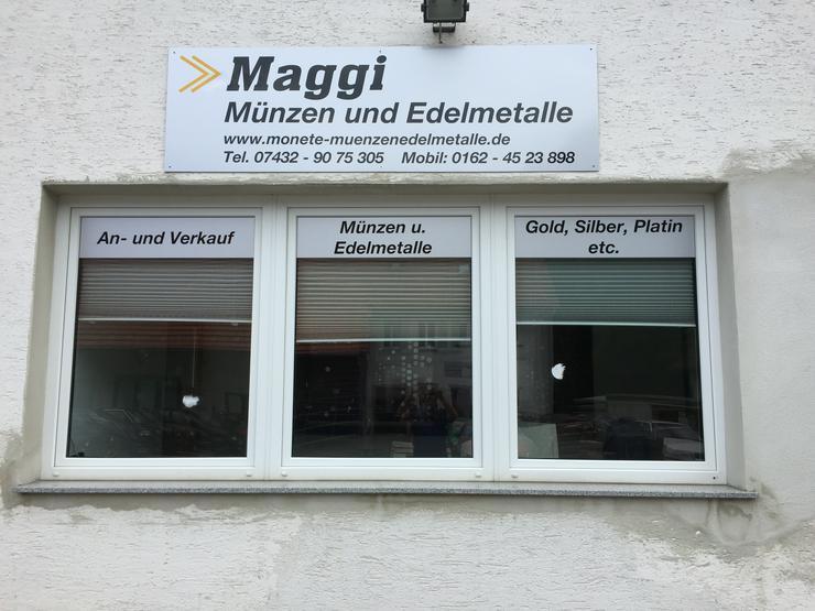 Bild 2: Ankaufen Von Edelmetalle Gold , Silber , Platin , Etc.