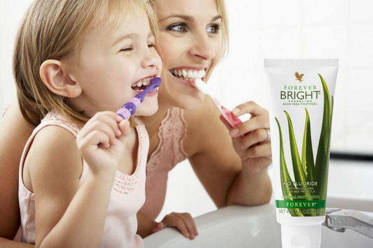Bild 2: Aloe Vera Produkte von Forever Living