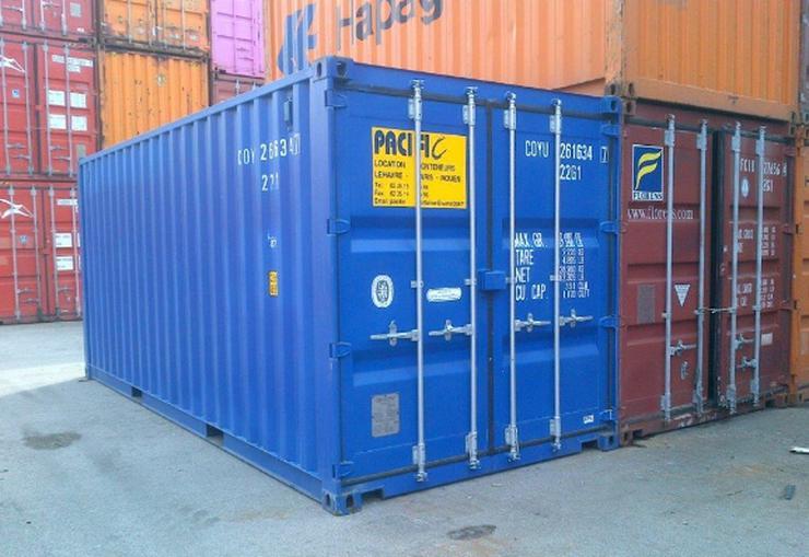 Bild 3: Seecontainer