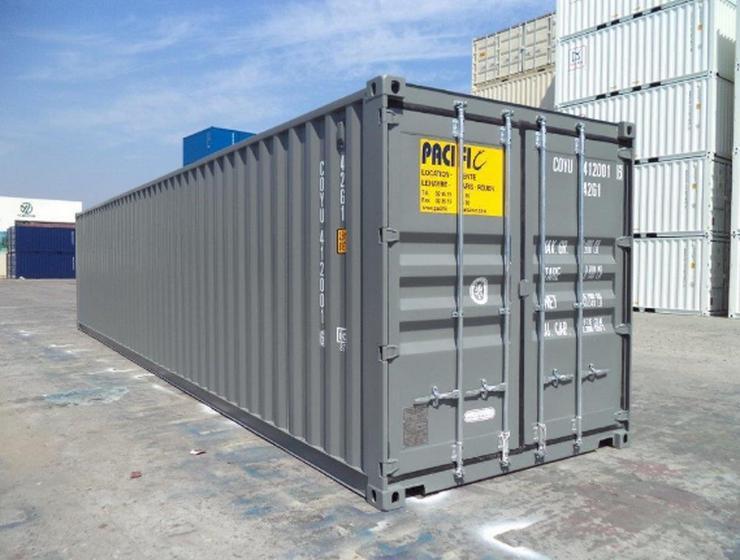 Bild 5: Seecontainer