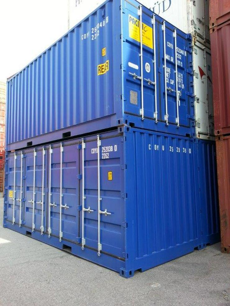 Bild 4: Seecontainer
