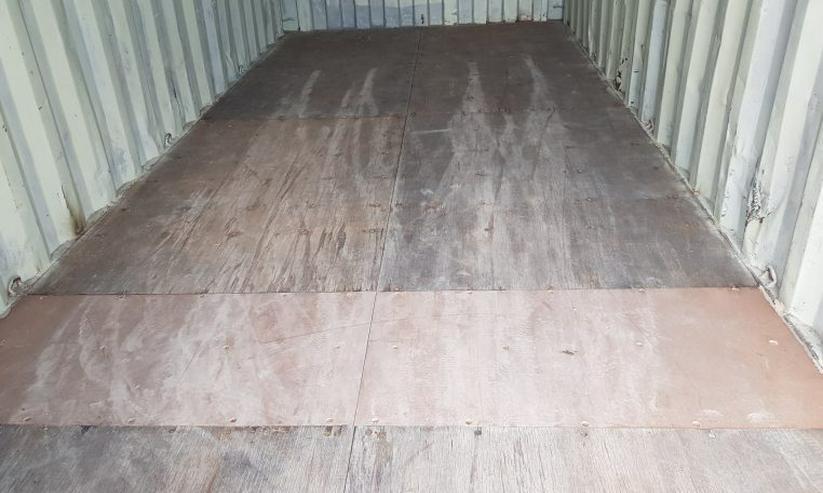 Bild 2: Seecontainer