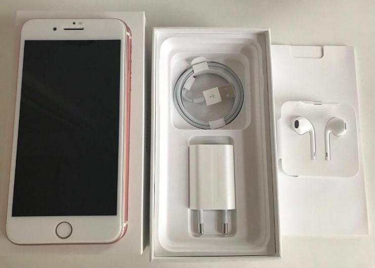 iPhone 7 Plus 32 GB Rosegold mit Rechnung