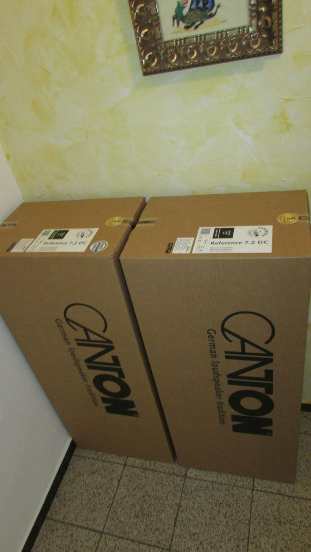 Bild 3: CANTON Reference 7.2 Neu in OVP Aktuelle Neupreise 2.600,- HIGH END