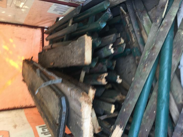 Holz zu verkaufen