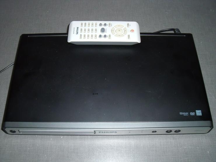 Bild 3: Philips - 3110 DVD Player - DviX mit Fernb, Sehr gute zustand.