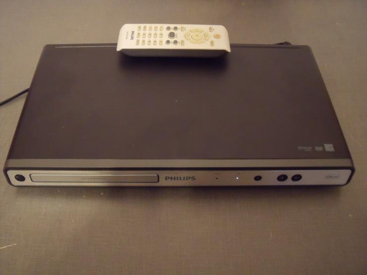 Bild 2: Philips - 3110 DVD Player - DviX mit Fernb, Sehr gute zustand.