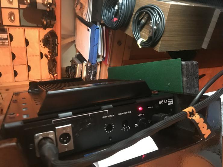 Bild 2: Klein & Hummel Studio Lautsprecher O96 teilw. defekt