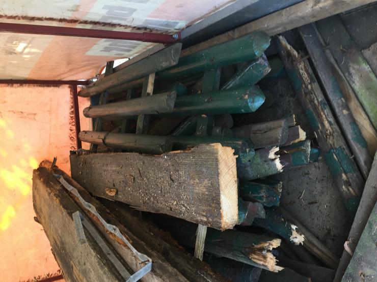 Bild 3: Holz  zu verkaufen