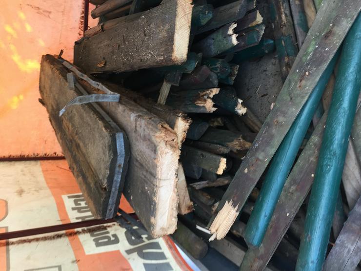 Bild 4: Holz  zu verkaufen
