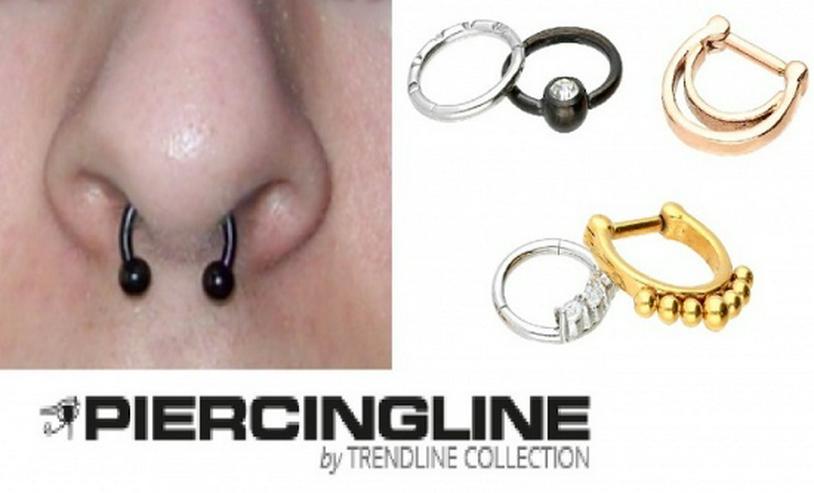 Piercing- und Körperschmuck Online-Shop - Sonstige Dienstleistungen - Bild 1