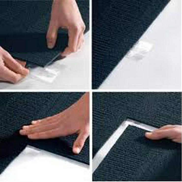 Bild 10: Shades of Brown Skinny Planks 25x100cm Interface Teppichfliesen