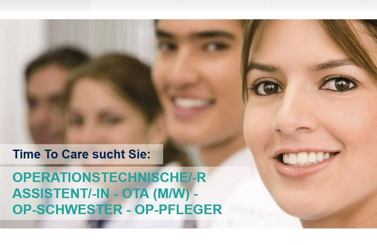 Operationstechnischen Assistentin - OTA (m/w/d)