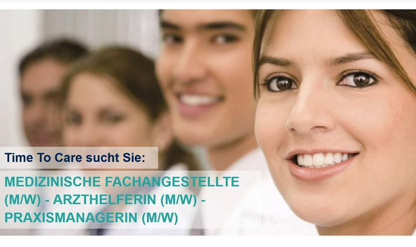 Med. Fachangestellte / Arzthelferin MFA (m/w/d)