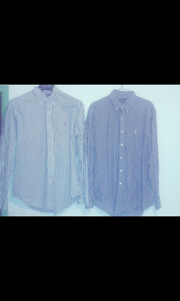 Bild 4: Herrenhemden