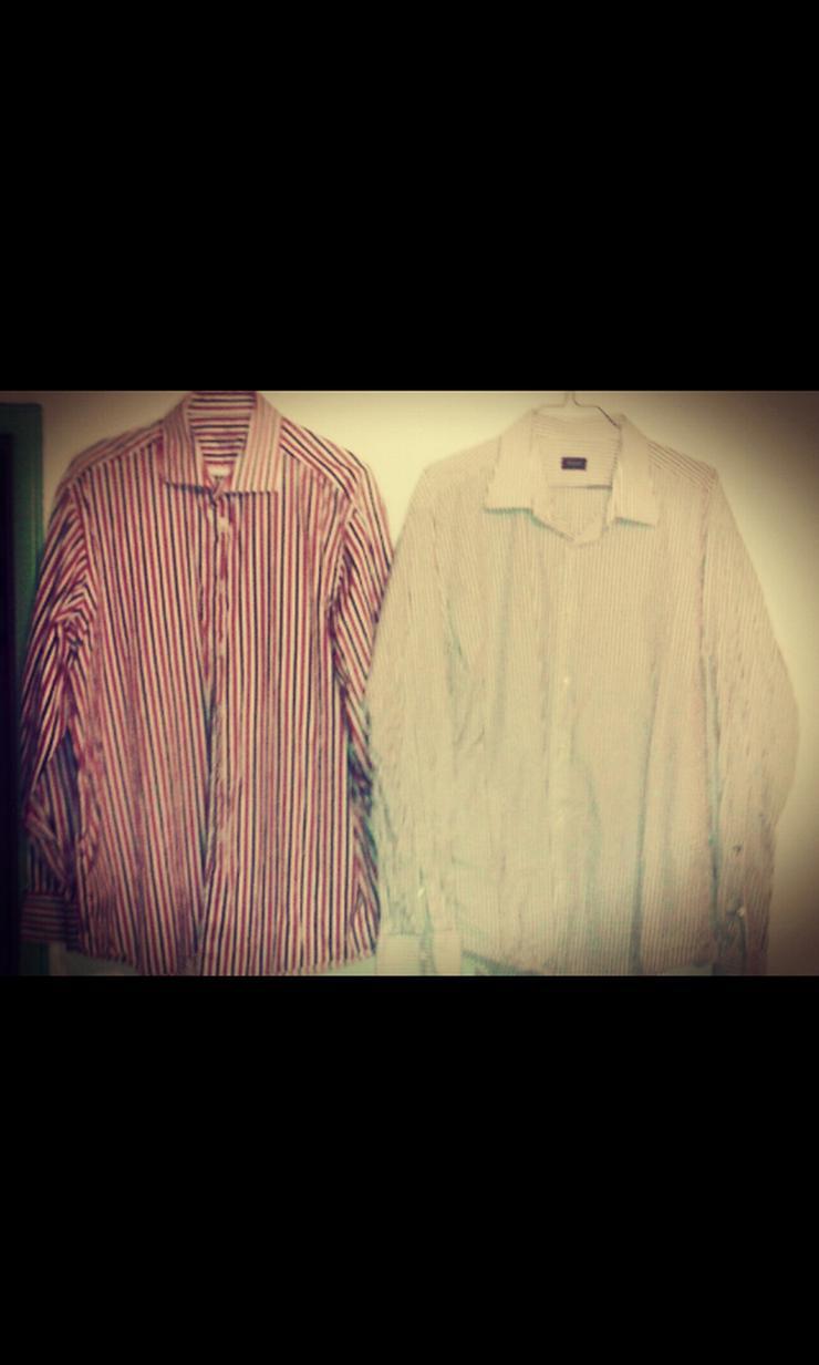 Bild 3: Herrenhemden