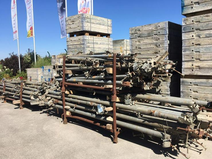 1.250m² Doka Framax Schalung Wandschalung Bauschalung gute Gebrauchtschalung - Baustellenausstattung - Bild 1